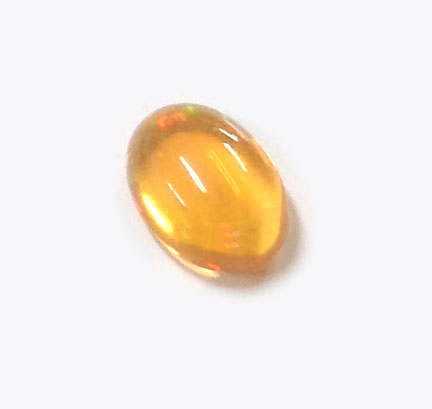 天然ファイヤーオパールの裸石=ルース