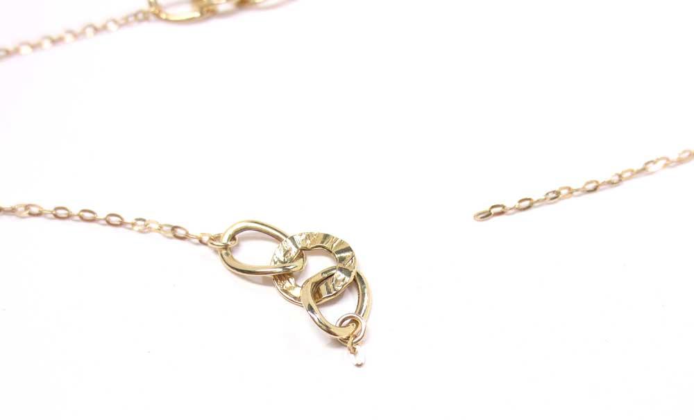 ウノアエレ 18金製ネックレス・修理品2